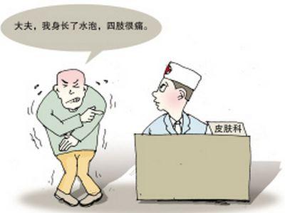 温州男科医院生殖器疱疹的潜伏期为多久?