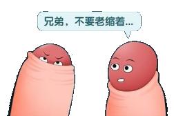 怎么判断男人包皮过长?包皮过长示例图!-温州男科医院